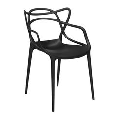 Masters chair, black