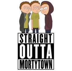 Rick and Morty • MortyTown