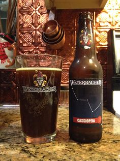 Cassiopeia by Weyerbacher Brewing Company; Easton, PA.