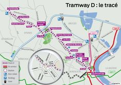 Bordeaux : voici le tracé de la ligne D du tramway - SudOuest.fr