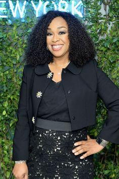 Shonda Rhimes at Barneys New York and Glamour Women of the Year 2016 Kick Off Dinner, Los Angeles