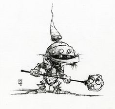 Skottie Young: Goblin Guard