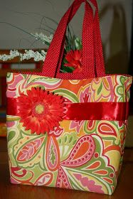 Basic Bag (a tutorial)  Is this not the cutest little bag you've ever seen? Jaime made this one for her little girl, and here's the best pa...