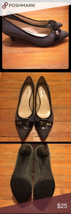 New in the Box Anne Klein size 71/2 heels Never worn still in the box. Size 7 1/2. Anne Klein Shoes Heels
