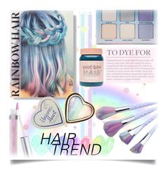 """""""Untitled #1336"""" by kaymeans ❤ liked on Polyvore featuring beauty and Lime Crime"""