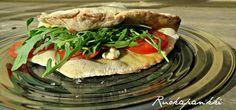 Ruokapankki: MyPizza - Flatbread