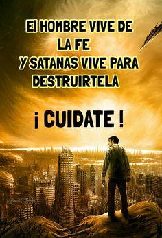 ARACELI MALPICA- Posters : CUIDA TU FE