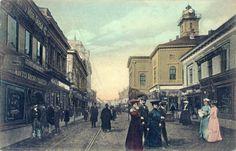 Miskolc in the past