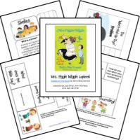 Mrs piggle wiggle book report