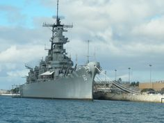 USS Missouri Pearl Harbor, HI