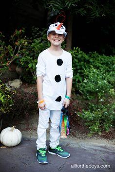 Diy olaf costume halloween pinterest diy olaf costume olaf diy kids olaf costume solutioingenieria Image collections