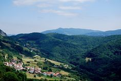 somewhere in spain's basque country. beautiful.