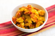 Tamatar Aloo - Potato and Tomato