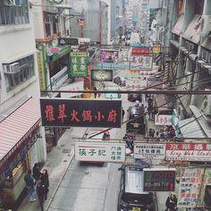 HK印象 #apping #Hongkong #HK #中環