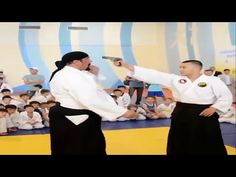 Steven Seagal Aikido One Of The Best Aikido Demonstration To Self Defense - YouTube
