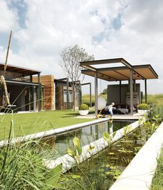 An Architect's Modern Farmhouse in Gauteng