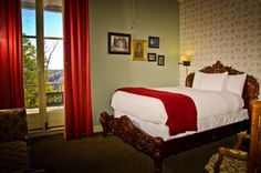 Room 218, or Michael's Room, is thought to be one of the most haunted rooms at the hotel - Photo courtesy of the 1886 Crescent Hotel and Spa