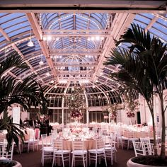 Palm House   Brooklyn Botanical Gardens  Possible Civil Ceremony Location?