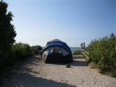 Bahia Honda State Park Camping- camping on the beach in the keys.. yes please !