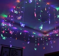Cool Ways To Put Up Christmas Lights In Your Bedroom - Cool lights for your bedroom