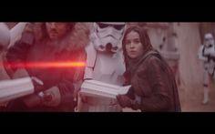 Jyn Erso Rogue One Trailer