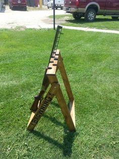 Browning 7 gun portable rack