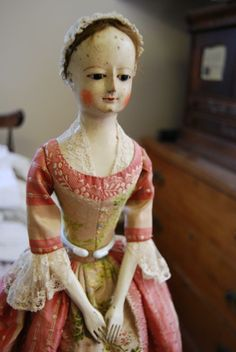 Kathy Patterson's Queen Anne Doll