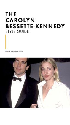 The best Carolyn Bessette-Kennedy style moments