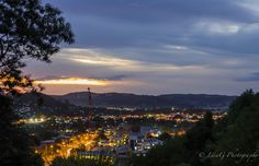 """L3M2AS2 Part C  """"View From Afar"""" Shutter 6 sec  aperture f/5.6 35mm -18-35 MM lens  Tripod used , remote used. Partial Metering"""