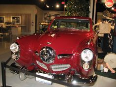 Studebaker Museum, South Bend, Indiana