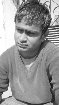 Portrait of Premchand