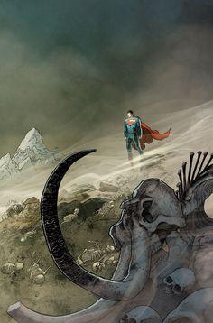 Superman: Action Comics - Smallvillains.