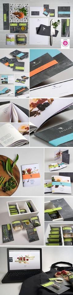 Let's eat Frische #identity #packaging #branding PD