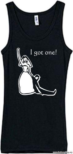 funny wedding t-shirt, I got one, funny wife got husband