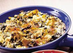 Creamy Spinach-Artichoke Dip Recipe - Tablespoon