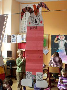 čert Angel And Devil, Advent, Christmas Crafts, Kindergarten, Crafts For Kids, Education, Artists, First Grade, Africa