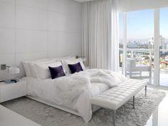 modern interiors | bedrooms