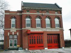 Detroit Firehouses