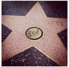 the rascal flatts star on the hollywood walk of fame hollywood star walk