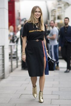 See Every Stylish Look That Hit the Streets of London During Fashion Week Day 4