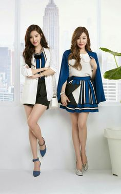 SNSD Seohyun Tiffany