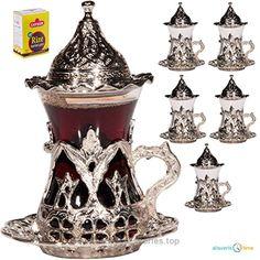 (SET OF 6) Handmade Turkish Tea Water Zamzam Serving Set Glasses Saucer (Silver)  Check It Out Now     $45.90    (SET OF 6) Handmade Copper Turkish Tea Water Zamzam Serving Set Glasses Saucer We Dispatch Order with TNT EXPRESS We  ..  http://www.handmadeaccessories.top/2017/04/13/set-of-6-handmade-turkish-tea-water-zamzam-serving-set-glasses-saucer-silver/