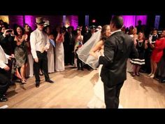 Omar + Stacy's First Dance at Nova 535 Unique Event Space St. Pete Florida