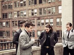 Arctic Monkeys In New York: The Outtakes