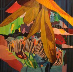"Saatchi Art Artist Mariano Benavente; Painting, ""Decime a donde vas (2011)"" #art"