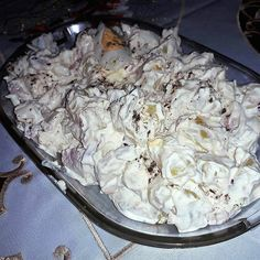Cold Dishes, Salad Dressing, Salad Recipes, Cabbage, Recipies, Food And Drink, Cooking Recipes, Sweets, Meat
