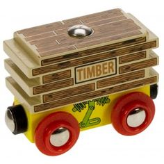 Timber Wagon. Toy wooden train by Bigjigs.  Wooden toys. Imaginative Play. Preschooler. Preschool. Toddler. Fun. Learning. Educational.