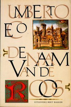 """Umberto Eco, """"De naam van de roos"""""""