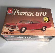 Vtg Mib Amt Ertl Pontiac Bonneville Prestige Complete Model Car