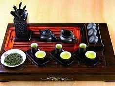 gong fu set for 8 people?